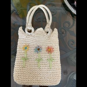 Easter Purse, small girls church purse